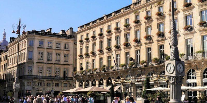 Traslochi Internazionali Milano Bordeaux