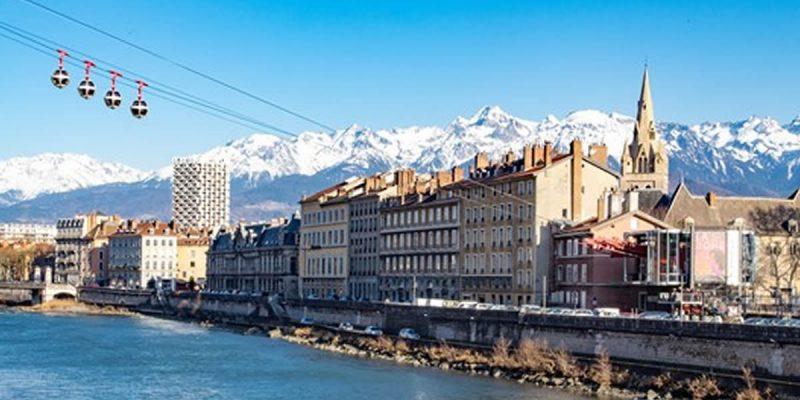 Traslochi Internazionali Milano Grenoble