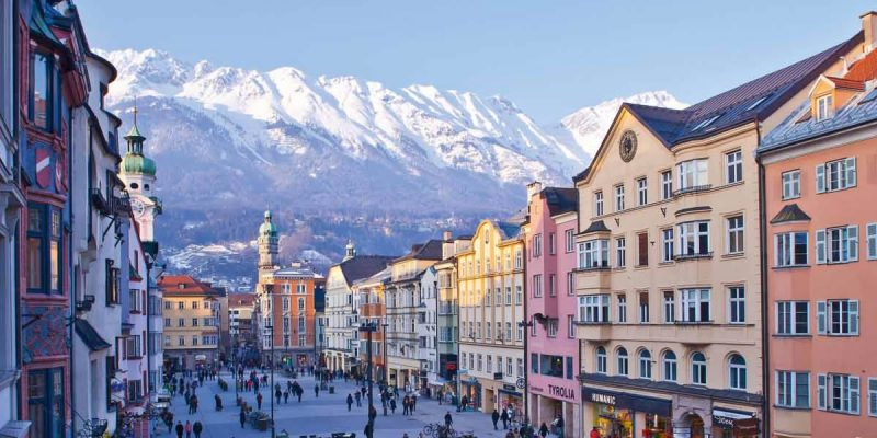 Traslochi Internazionali Milano Innsbruck